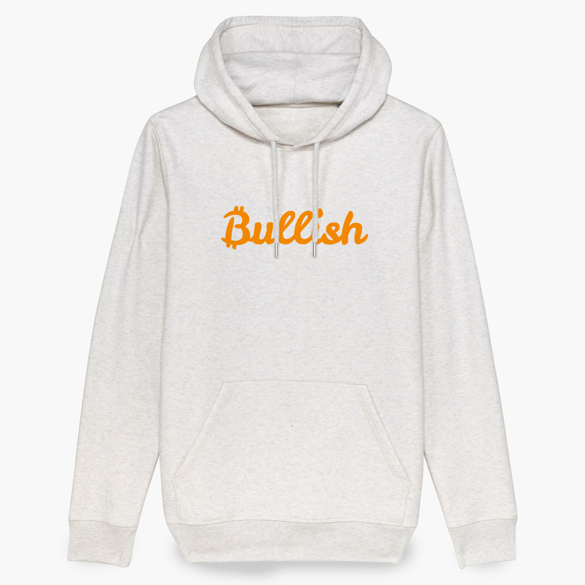Bullish Hoodie - Orange BTC