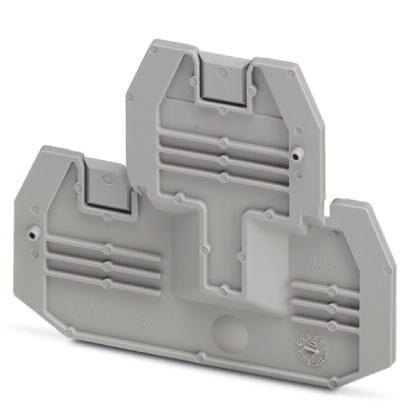 Phoenix Contact - Double Level End Cover - Part #: 3047293