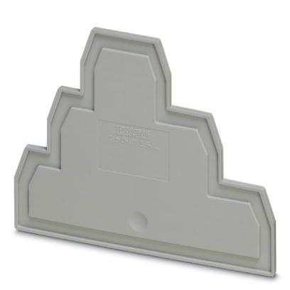 Phoenix Contact - 3 Level Terminal End Cover - Part #: 3214314