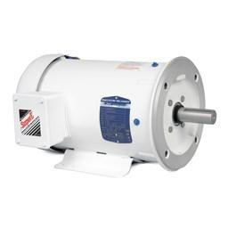 Baldor - 5HP - 208-230/460 V - AC Motor - 3 PH - 60 HZ - 1750 RPM - 184TC Frame with Feet - Part #: CEDM3615T