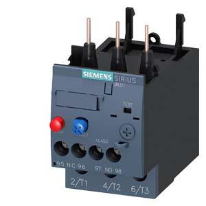 Siemens - S0 Overload Relay, 14-20 Amp - Part #: 3RU2126-4BB0