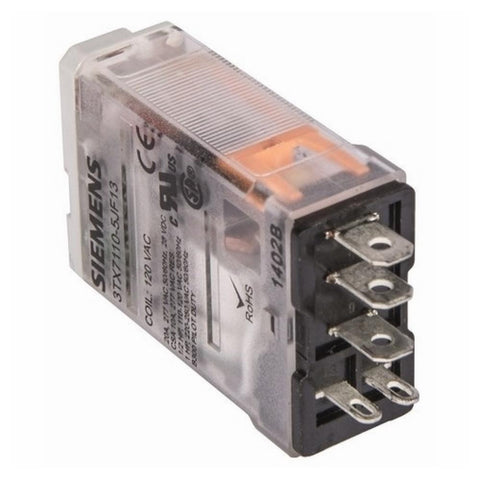 Siemens - 1 Pole Socket Relay, 120VAC - Part #: 3TX7110-5JF13
