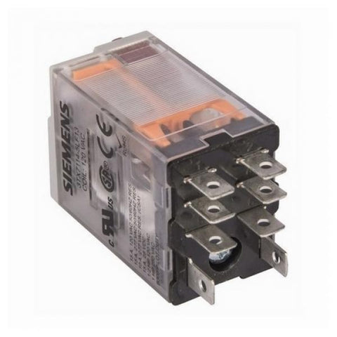 Siemens - 2 Pole Socket Relay, 120VAC - Part #: 3TX7114-5LF13