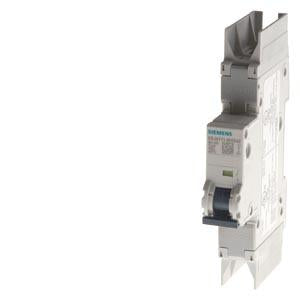 Siemens - 1 Pole 6 Amp Breaker - Part #: 5SJ4106-8HG42