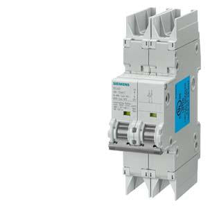 Siemens - 2 Pole 1 Amp Breaker - Part #: 5SJ4201-8HG42
