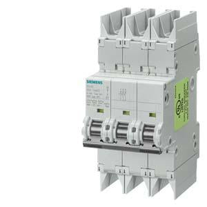 Siemens - 3 Pole 10 Amp Breaker - Part #: 5SJ4310-8HG42