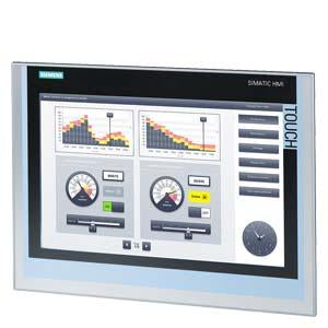 "Siemens - TP1500 15"" HMI - Part #: 6AV2124-0QC02-0AX0"