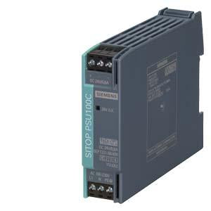 Siemens - 14W 24VDC Power Supply, 0.6 Amp - Part #: 6EP1331-5BA00