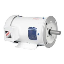 Baldor - 15 HP - 208-230/460 V - AC Motor - 3 PH - 60 HZ - 1800 RPM - 254TC Frame with Feet - Part #: CEWDM23933T