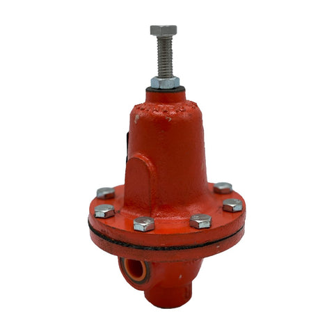 Cash - FR10-Series - 1'' - 40 to 125 psi - Back Pressure Valve - Part #: FR101-40/125PSI