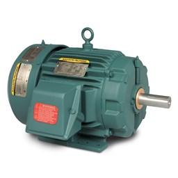 Baldor, Severe Duty High Efficiency Motor, 841XL-Series, 10 HP, 3450 RPM, 3 Phase, 480V, 60 Hz, 215T Frame - Part #: ECP83771T-4
