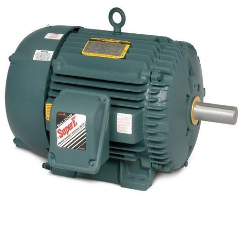 Baldor, 30HP, 3525RPM, 3PH, 60HZ, 286TS, TEFC, F1 - Part #: ECP84108T-4