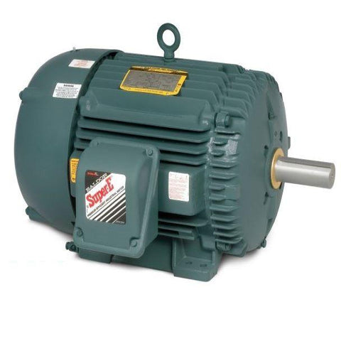 Baldor, 40HP, 3545RPM, 3PH, 60HZ, 324TS, TEFC, F1 - Part #: ECP84109T-4