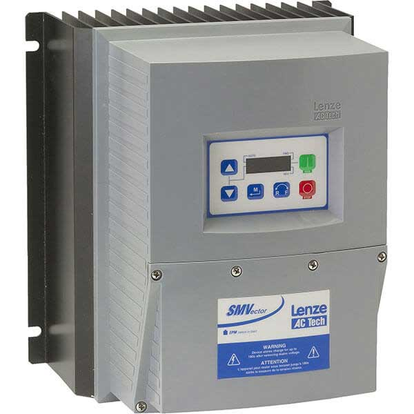 Lenze/AC Tech - 1 HP -  Vector Series - Variable Frequency Drive - NEMA 4x Enclosure -  600VAC 3Ø - Part #: ESV751N06TXE