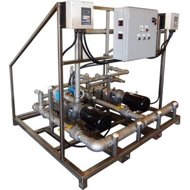 LOBE PUMP SYSTEMS