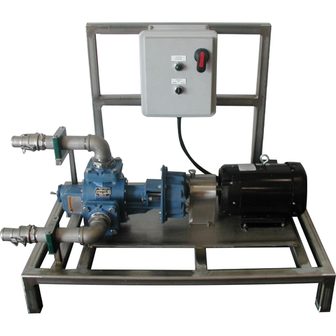 GEAR TRANSFER PUMPS