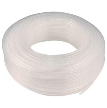 "Hudson - Natural Polypropylene Tubing - 1/2"" Outside Diameter - 3/8'' Inside Diameter - 1/16'' Wall - 100 Feet"