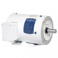Baldor - 1/2 HP - 575 V - AC Motor - 3 PH - 60 HZ - 1740 RPM - 56C Frame with Feet - Part #: CWDM3538-5