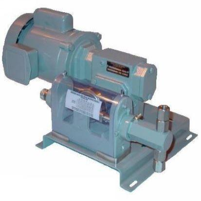 "A&F - Helwig Piston Pump - Simplex - 1/2"" Head - 1/4HP Motor - Part #: V-10-1460-14-SS/DCC/MC"