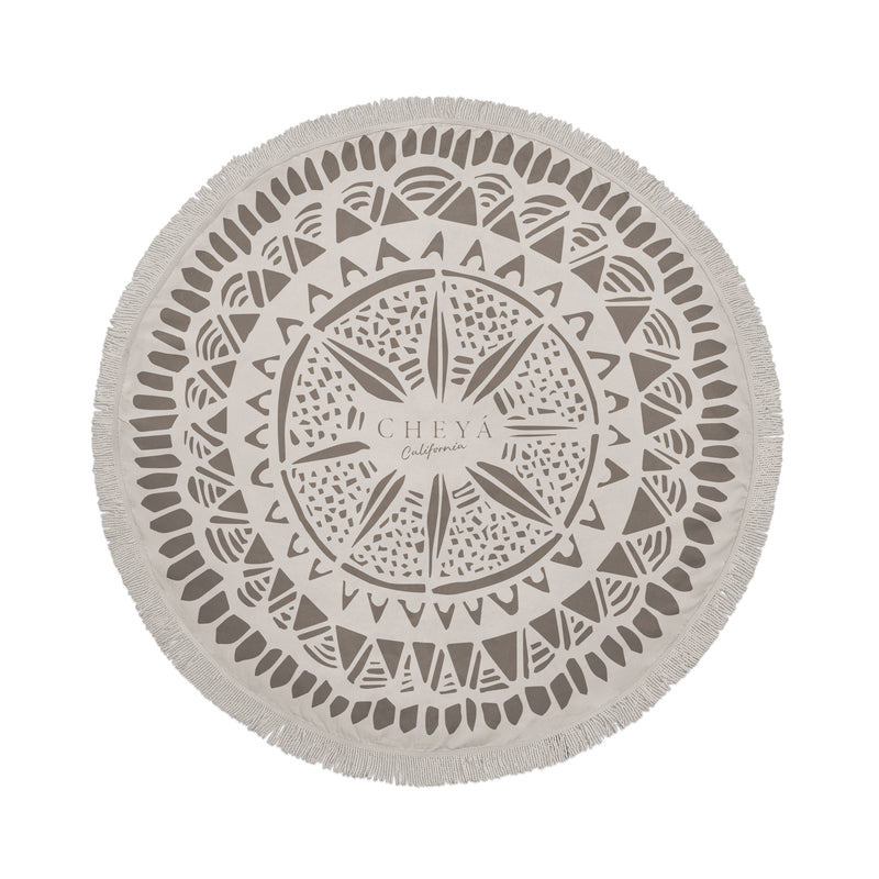 ALL ROUND TOWEL MANDALA