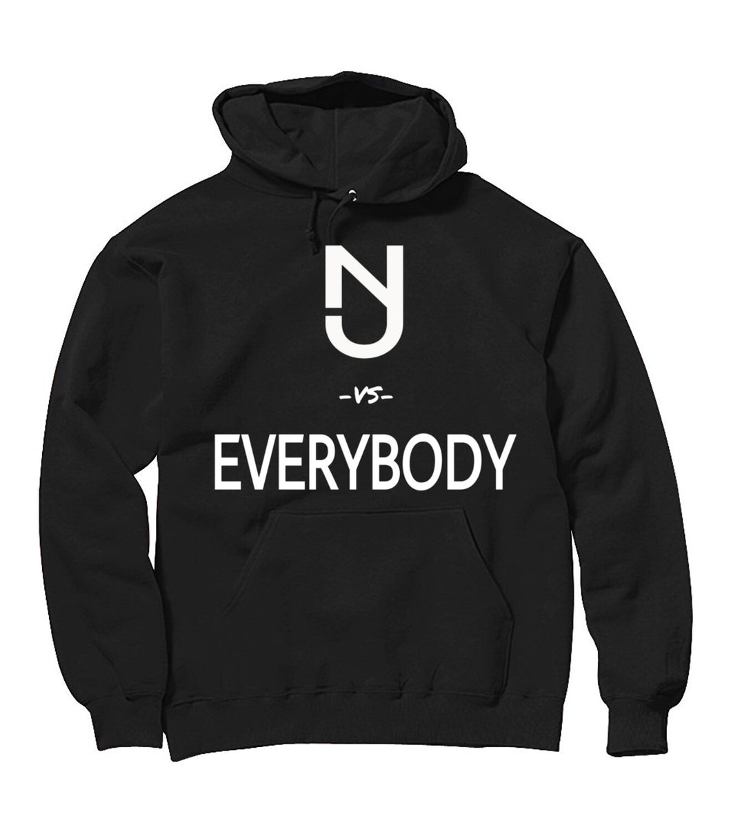 NJ vs Everybody Hoodie