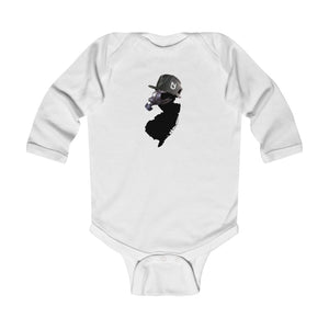NJ Mask Long Sleeve Bodysuit