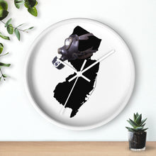 Load image into Gallery viewer, Mask Wall clock