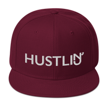 Load image into Gallery viewer, Hustlin Snapback