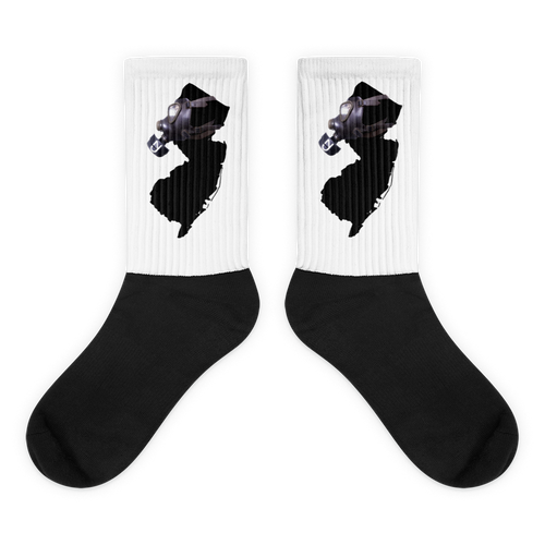 NJ Mask Socks