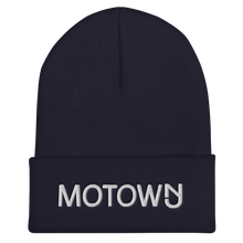Load image into Gallery viewer, Motown Cuffed Beanie