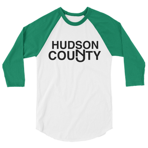 Hudson County 3/4 Sleeve Raglan Shirt