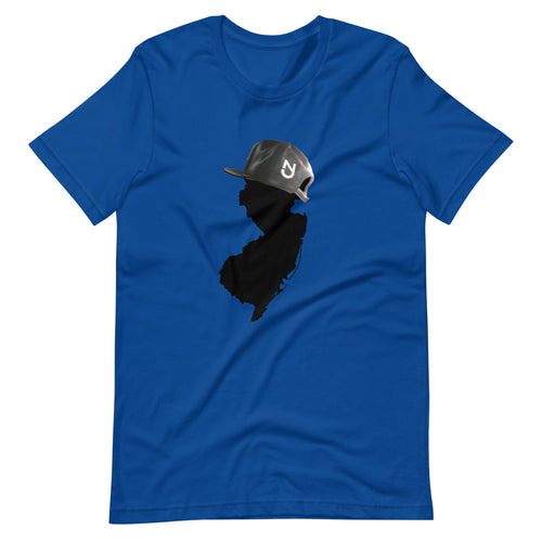 NJ State Hat T-Shirt