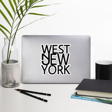 Load image into Gallery viewer, West New York Sticker