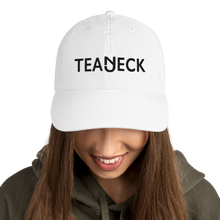 Load image into Gallery viewer, Teaneck Champion Dad Hat Black Logo
