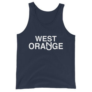 West Orange Tank Top
