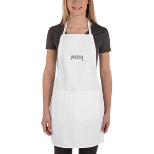 JERSEY Embroidered Apron