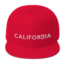 Load image into Gallery viewer, California Snapback