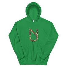 Load image into Gallery viewer, NJ Camo Hoodie