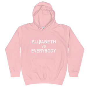 Elizabeth vs Everybody Kids Hoodie