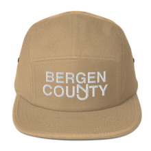 Load image into Gallery viewer, Bergen County Five Panel Cap