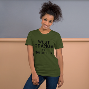 West Orange vs Everybody T-Shirt