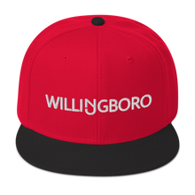 Load image into Gallery viewer, Willingboro Snapback Hat