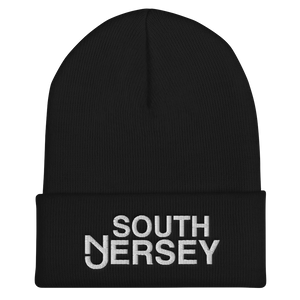 South Jersey Cuffed Beanie