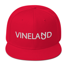 Load image into Gallery viewer, Vineland Snapback
