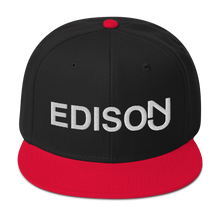 Load image into Gallery viewer, Edison Snapback