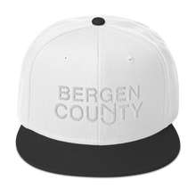 Load image into Gallery viewer, Bergen County Snapback