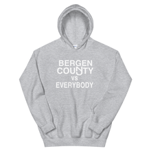 Load image into Gallery viewer, Bergen County vs Everybody Hoodie