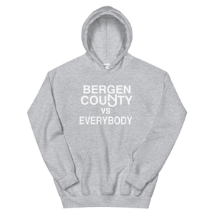 Bergen County vs Everybody Hoodie
