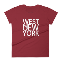 Load image into Gallery viewer, West New York Women's Tshirt
