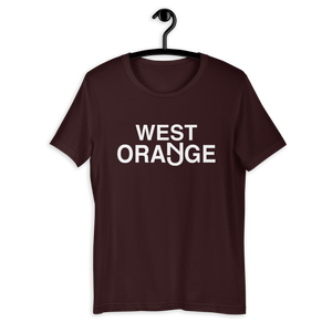 West Orange Short-Sleeve Unisex T-Shirt